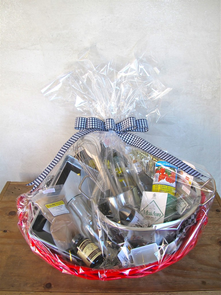 Surfas Gift Basket Giveaway